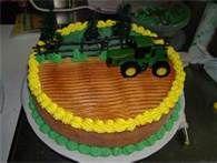John Deere Birthday Cakes - Bing Images