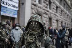 Occupy Kiev - Barbaros Kayan