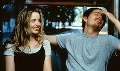 90年代の恋愛映画です。原題はBefore Sunrise(ビフォアーサンライズ)ですが、邦題は「恋人までの距離」とされています。ちょっと昔の映画ですが、登場するふたりの男女の会話がとても魅力的な映画です。きっとこの映画を観たら、「こんな恋愛がしてみたい!」って思うはず。