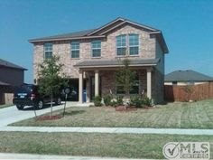 Home for sale in Copperas Cove, TX 156,000 USD