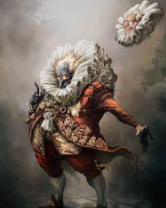 Toy Maker Artwork from Castlevania 2 Lord of Shadows Dark Fantasy Art, Fantasy Kunst, Character Concept, Character Art, Concept Art, Fantasy Inspiration, Character Inspiration, Castlevania Lord Of Shadow, Lord Of Shadows