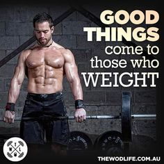 Rich Froning Jr providing us with some #GetFit MOTIVATION!