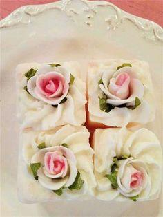 Floresss  soap inspiration