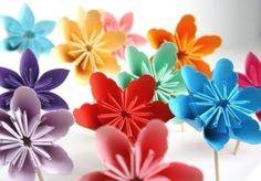 Blumen aus Papier basteln-dekoking.com-2