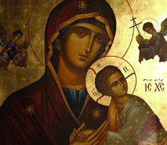 Whispers of an Immortalist: Icons of the Theotokos 1