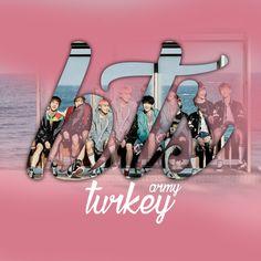 BTS A.R.M.Y TURKEY