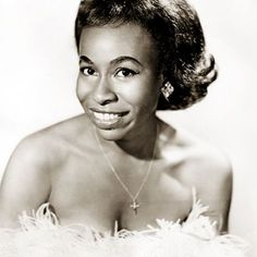 Betty Carter - May 16, 1929 - Sept. 26, 1998 - Vocalist