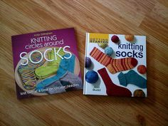 Knitting socks book sugestions. Crochet Socks, Knitting Socks, Knit Crochet, Sunflower Quilts, Comfy Socks, How To Start Knitting, Yarn Crafts, Crafty, Reading