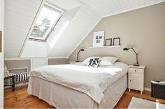 Bedroom <3 Love the neutral colourscheme