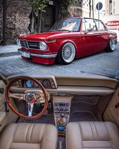 classic bmw dallas used cars Bmw 2002, Bmw Autos, Auto Retro, Retro Cars, Vintage Cars, Volkswagen, Auto Design, Bmw 635csi, E28 Bmw