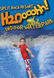 Split Rock Resort in Lake Harmony, PA 18624 | Buy a Family 4 Pack for H2Oooohh Indoor Waterpark at Splitrock Resort for Only $68! ($136 Value) | ReferLocal