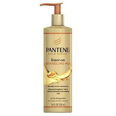 Pantene Pro-V Gold Series Leave-On Detangling Milk, 7.6 F...