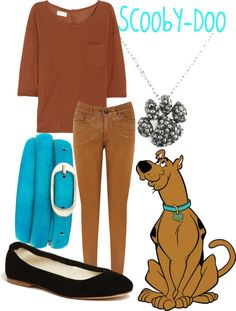 """""""Scooby-Doo"""" by jami1990 ❤ liked on Polyvore"""