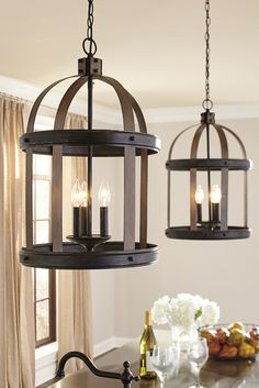 Lonoke 3 Light Medium Hall Foyer Chandelier By Sea Gull Lighting An Attention Dining Room