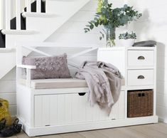 1000 ideas about garderobe mit sitzbank on pinterest. Black Bedroom Furniture Sets. Home Design Ideas