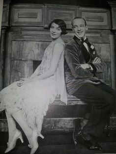 1920's Fred and Adele Astaire