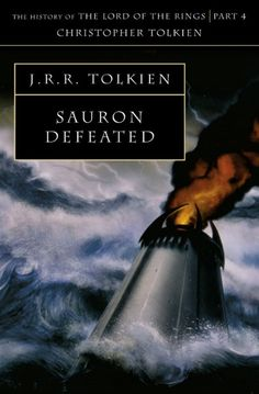 Sauron Defeated, Paperback 2002 edition - Official Tolkien Book Shop