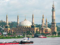 Istiqulal Mosque Largest Masjid in Jakarta Indonesia - accommodates 200,000 people Google Search