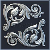 Декор угловой 015 Baroque Tattoo, Filigree Tattoo, Wood Carving Designs, Wood Carving Art, Thermocol Craft, Cement Art, 3d Cnc, Mehndi Art Designs, Chip Carving