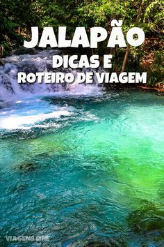 Jalapão: Dicas e Roteiro de Viagem de 7 dias - Tocantins Jalapão Tips and Travel Guide - Tocantins: What to do, when to go, where to stay and how to get to one of the most preserved and beautiful dest Ways To Travel, Places To Travel, Travel Destinations, Places To Visit, Travel And Tourism, Travel Guide, Paradise Places, Brazil Travel, One Day Trip