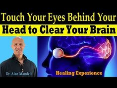 Do you have eyes in the back of your neck? You're going to be surprised when you see this video. Wishing you healing and good health. Please leave your comme. Prenatal Massage, Massage Tips, Massage Therapy, Foot Massage, Head Pressure Points, Hand And Stone Massage, Eye Pain, Spiritual Music, Destress