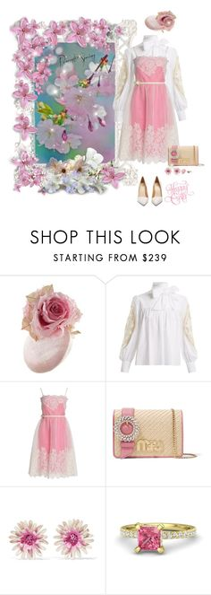 """""""Happy Easter"""" by deborah-518 ❤ liked on Polyvore featuring See by Chloé, Valentino, Miu Miu, Etro, Miriam Salat and Francesco Russo"""