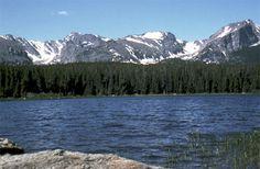 Rocky Mountains National Park - Colorado