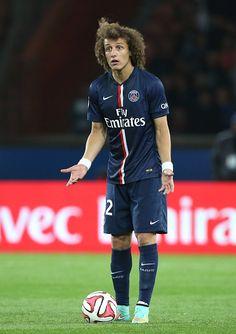David Luiz entendendo nada haha