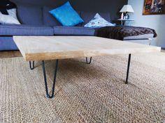 Atelier Ripaton - Hairpin Legs - Une belle réalisation avec 4 pieds en épingle Ripaton de 30cm.  Tous nos produits sont fait main et avec amour au sein de notre atelier à Montpellier !  Visitez notre site internet : Ripaton.fr