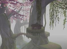 """Tree House"" Captured Inside IMVU - Join the Fun!"