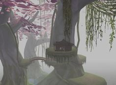 """Tree House"" Captured Inside IMVU - Join the Fun! İmvu Sana Bayılıyorum <3"