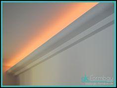 Montage Indirekte Beleuchtung (Deckenausleuchtung) im Formteile Shop 2m ab 34,90 erhältlich.