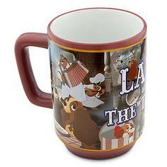 Lady and the Tramp Mug | Drinkware | Disney Store