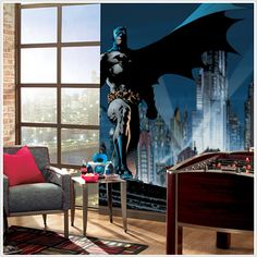 Batman™ XL Wall Mural