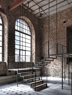 amazing industrial space