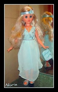 My doll collection: Corinne (Italo Cremona) 1965