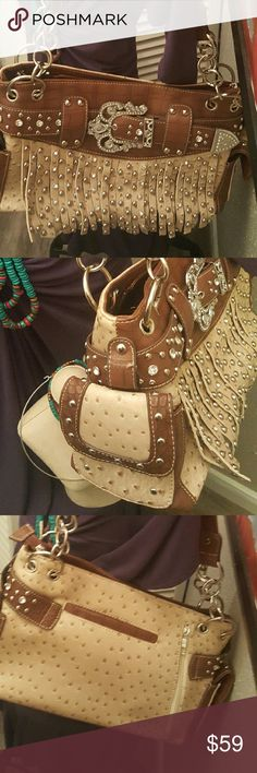 RODEO Western Rodeo a TYLER ROSE CONCEALED HANDGUN Purse Tyler Rose Bags Shoulder Bags
