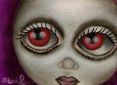 Luna - Rosa Abril D Griffith