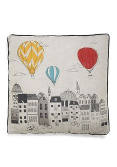 Looking Up Pillow, #ModCloth