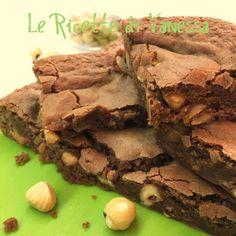 E se avanza qualche uova di cioccolato? Vi lascio la ricetta per dei brownies super semplice ma tanto tanto golosi...  http://www.lericettedivanessa.com/le-ricette/brownies-del-dopo-pasqua  #cioccolato #pasqua #easter #uova #kgdicioccolato #chocolate #brownies #lericettedivanessa #pic #picoftheday #picture #instagood #likeforfollow #tagsforlikes #recipe #followme #food #foodporn #sweet #homemade