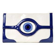 Sarah's Bag Peeper Evil Eye