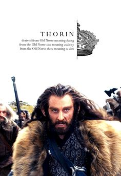 the meaning of Thorin