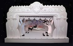 Hattie Newman : Set Design for Louis Vuitton theatre