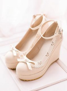These re so cute, I really like them (shoes 2014 #highheel)