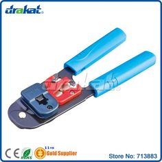 [Visit to Buy] 8P8C RJ45 connector Hand Terminal Crimping Tool #Advertisement