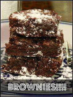 Low Fat/Calorie Brownies