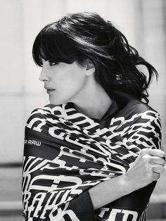 Liv Tyler by Anton Corbijn for G-Star Raw