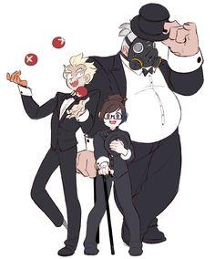 This trio needs to happen