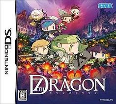 7th Dragon (Sega), DS; role-playing video game for Nintendo DS developed by imageepoch and published by Sega . the premise of the game is simple: Kill all the dragons, or the human race is going to be wiped out of existence. Famitsu scored 7th Dragon 9/8/8/8 for a total of 33 out of 40 points.