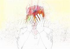 Sleep Deprivation -Concept inspiration